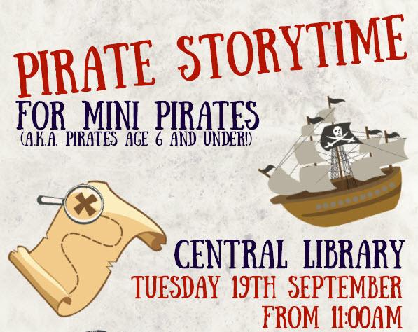Pirate Storytime