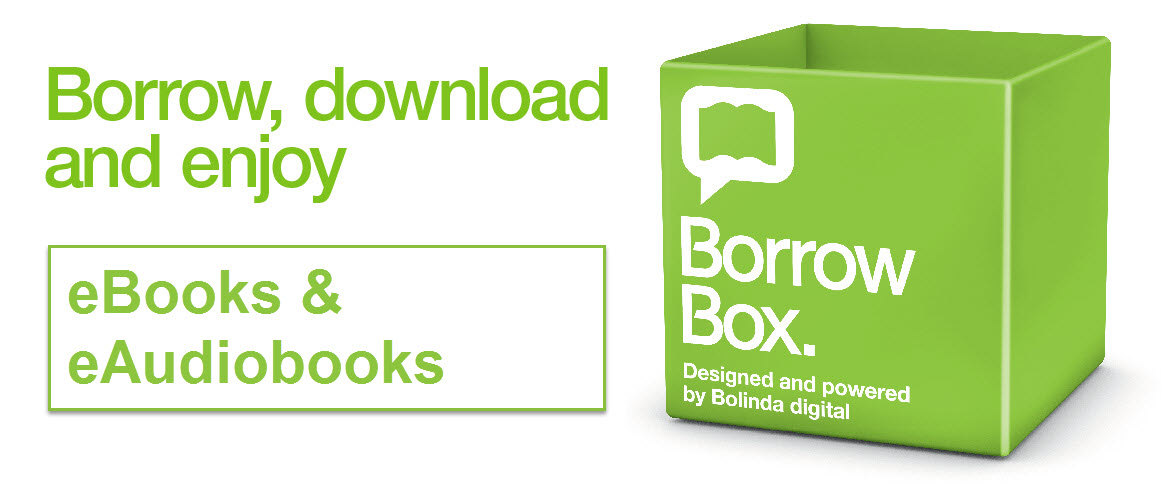 Free eBooks & eAudiobooks from your library