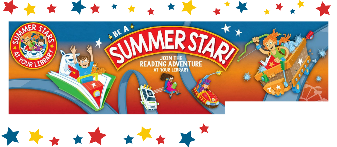 Join the Summer Star Reading Adventure at your Local Library!